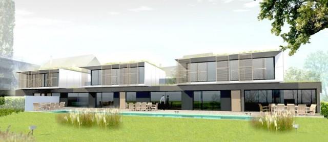 1 villas- 3 maisons individuelles -vendenheim