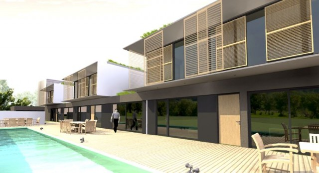2 villas- 3 maisons individuelles -vendenheim
