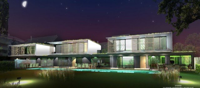 4 villas- 3 maisons individuelles -vendenheim